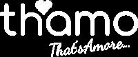 Blog erotico e sexy eShop, logo footer | THAMO • That's Amore!